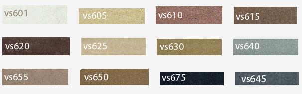 Цветная декоративная затирка VERFUGEN VS-600